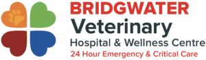 Logo of Bridwater Veterinary Hospital & Wellness Centre in Winnipeg, Manitoba
